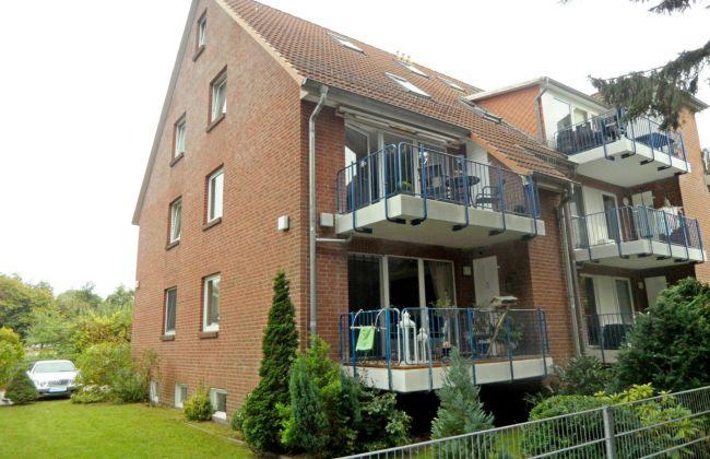 Walddorfer Immobilien Bergstedt 3 Zi Mietwohnung Im